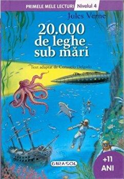 20.000 de leghe sub mari - Nivelul 4/Jules Verne