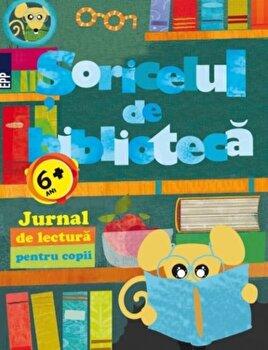 Soricelul de biblioteca. Jurnal de lectura pentru copii/Style Potter