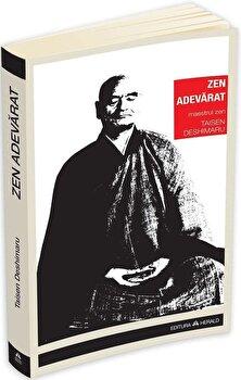 Zen adevarat-Taisen Deshimaru imagine