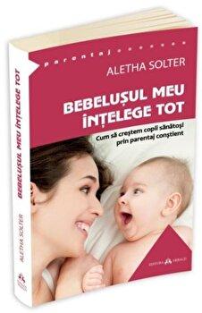Bebelusul meu intelege tot/Aletha Solter imagine elefant.ro