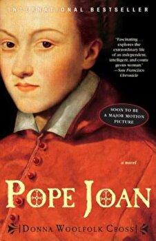 Pope Joan, Paperback/Donna Woolfolk Cross poza cate
