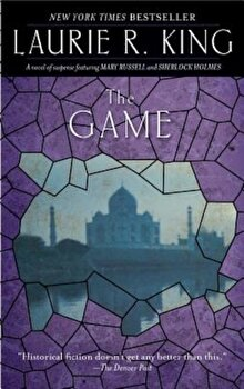 The Game, Paperback/Laurie R. King poza cate