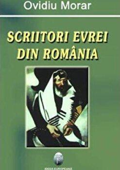 Coperta Carte Scriitori evrei din Romania
