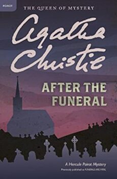After the Funeral, Paperback/Agatha Christie poza cate