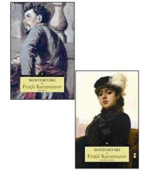 Fratii Karamazov 2018 (2 volume) - reeditare/Dostoievski
