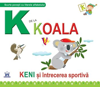 K de la koala. Brosata/Greta Cencetti, Emanuela Carletti