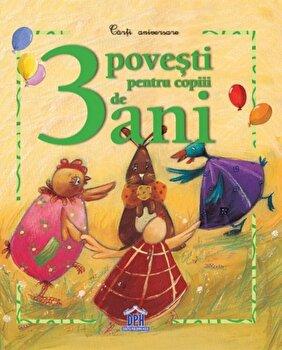 3 povesti pentru copiii de 3 ani/***