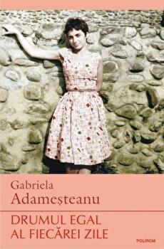 Drumul egal al fiecarei zile/Gabriela Adamesteanu imagine
