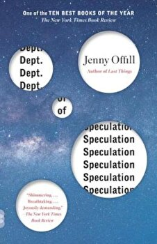 Dept. of Speculation, Paperback/Jenny Offill poza cate