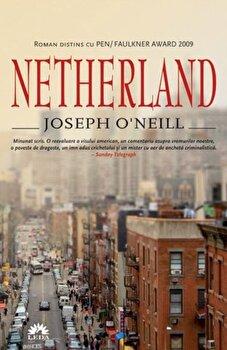 Netherland/Joseph O'Neill poza cate