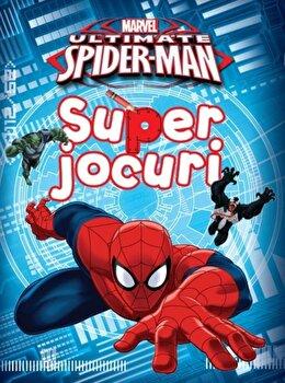 Ultimate spider-man. Superjocuri/Marvel imagine