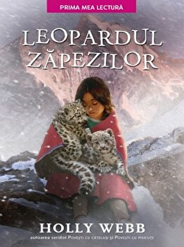 Leopardul zapezilor./Holly Webb