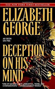 Deception on His Mind, Paperback/Elizabeth George poza cate