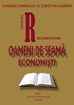 Oameni de seama economisti/Berca Mihai,Gutescu Laurentiu,Bold Ion, Bacescu Marius imagine elefant.ro 2021-2022
