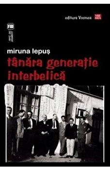 Tanara generatie interbelica/Miruna Lepus imagine