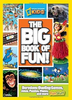 The Big Book of Fun!, Paperback/National Geographic image0