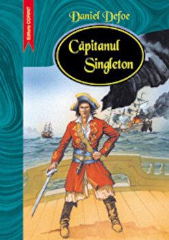 Capitanul Singleton/Daniel Defoe