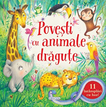 Povesti cu animale dragute/*** imagine