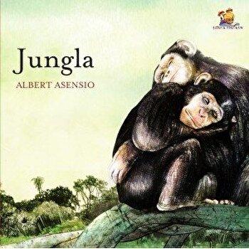 Jungla/Albert Asensio imagine elefant.ro 2021-2022