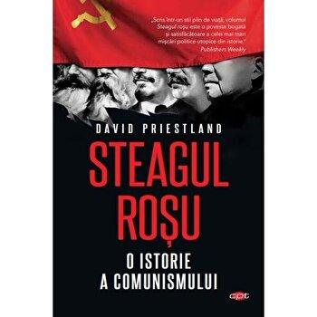 Steagul rosu. O istorie a comunismului/David Priestland poza cate
