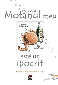 Motanul meu este un ipocrit/Helene Lasserre, Gilles Bonotaux imagine elefant.ro