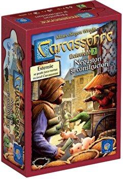 Carcassonne II - extensia 2, Negustori si constructori