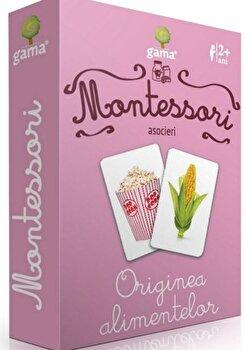 Originea alimentelor/ CJEd. Montessori. Seria 3/*** poza
