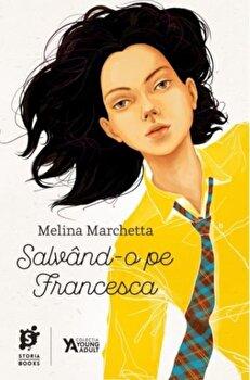 Coperta Carte Salvand-o pe Francesca