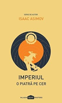 Coperta Carte Imperiul I: O piatra de cer