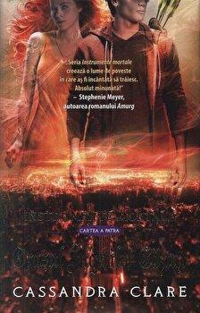 Orasul Ingerilor Cazuti, Instrumente Mortale, Vol. 4. Editia 2014/Cassandra Clare