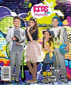 Kids Fun Magazine/*** imagine elefant.ro 2021-2022