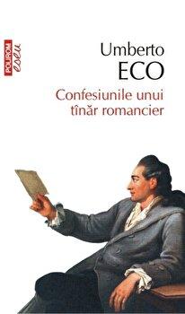 Confesiunile unui tinar romancier-Umberto Eco imagine