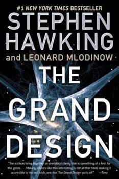 The Grand Design, Paperback/Stephen Hawking poza cate