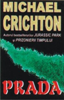 Prada/Michael Crichton imagine
