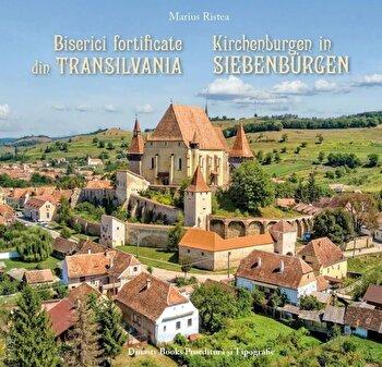 Biserici fortificate din Transilvania (roman-german)-Marius Ristea imagine