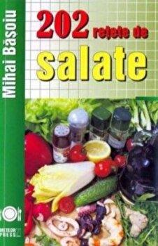 202 retete de salate/Mihai Basoiu imagine elefant 2021