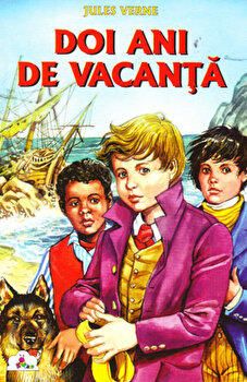 Doi ani de vacanta/Jules Verne