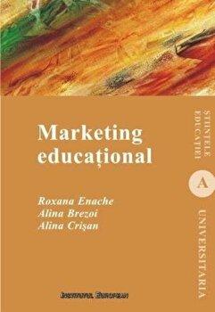 Marketing educational/Roxana Enache, Alina Brezoi, Alina Crisan imagine elefant.ro 2021-2022