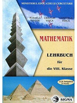 Matematica.Germana (clasa a VIII-a)/***