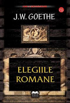 Coperta Carte Elegiile romane - Contine CD
