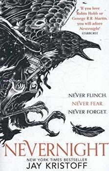 Nevernight Chronicle 1 Nevernight Jay Kristoff