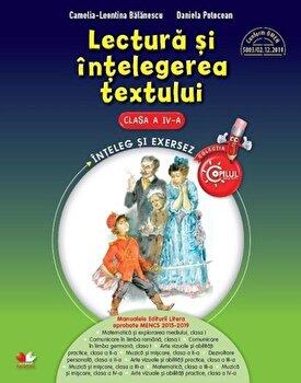 Lectura si intelegerea textului. Clasa a IV-a/***
