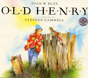 Old Henry, Paperback/Joan W. Blos poza cate