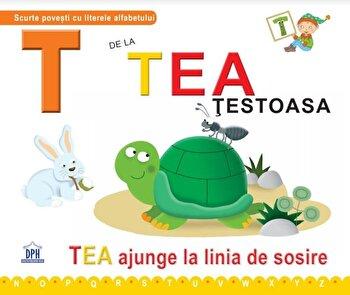T de la Tea, testoasa/Greta Cencetti, Emanuela Carletti imagine