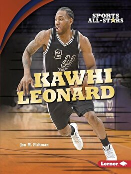 Kawhi Leonard, Paperback/Jon M. Fishman imagine