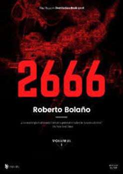 2666 - 3 volume/Roberto Bolano imagine