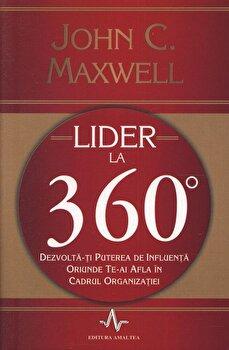 Lider la 360 de grade/John C. Maxwell imagine