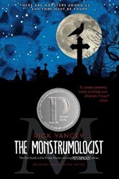 The Monstrumologist, Paperback/Rick Yancey poza cate