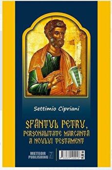 Coperta Carte Sf. Petru