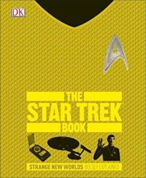 Star Trek Book, Hardcover/*** poza cate